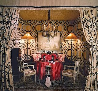 Looks Like A Fortune Tellers Tent For The Home Details Reading