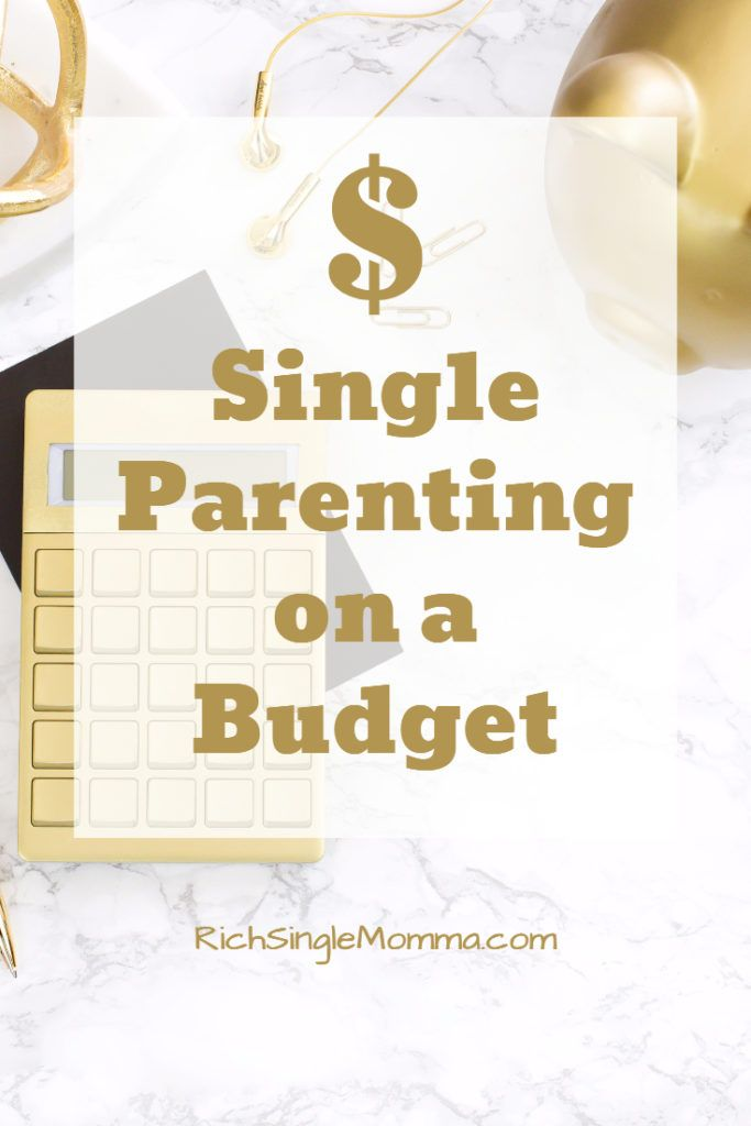 single parenting on a budget experian creditchat rich single