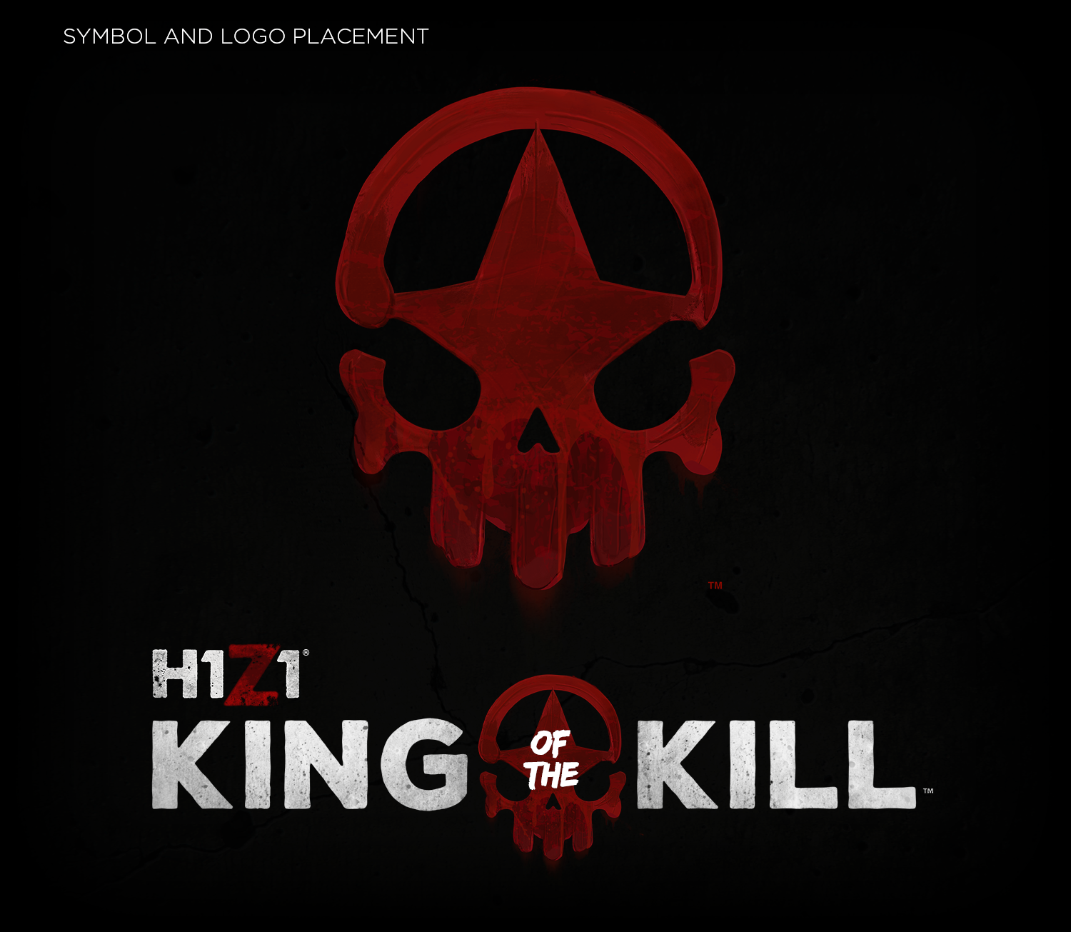Behance Project H1z1 King Of The Kill Symbol And Logo