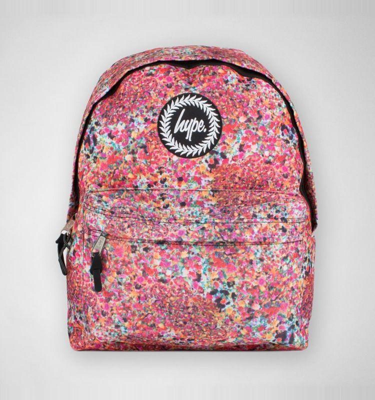 Hype Libertarian Backpack Multi  87780907c7c6c