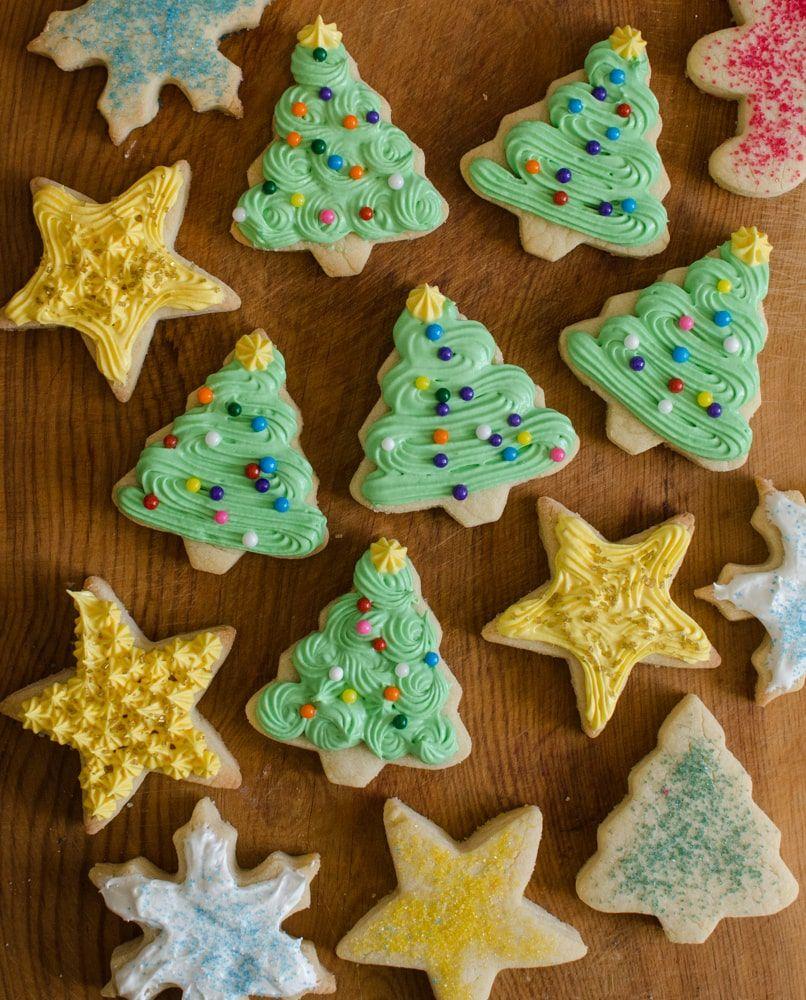 Grandma Lucy S Sugar Cookies For Christmas