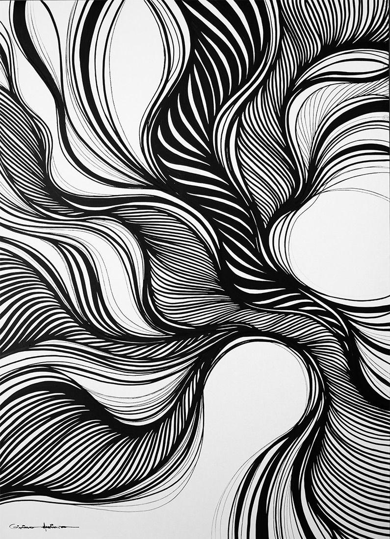 абстрактные графические картинки тому корзина аэростата