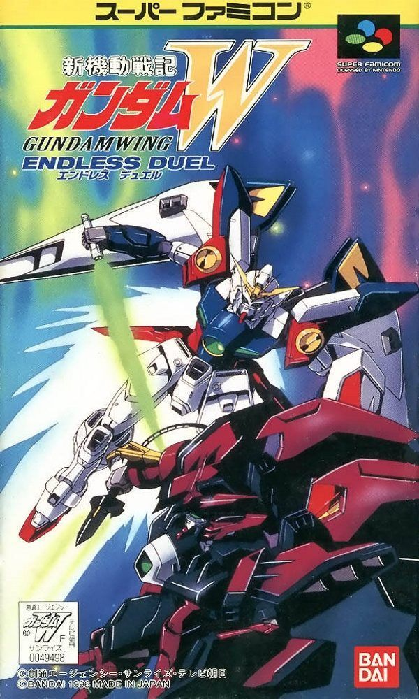 Mobile Suit Gundam Wing: Endless Duel (English Patched) SNES