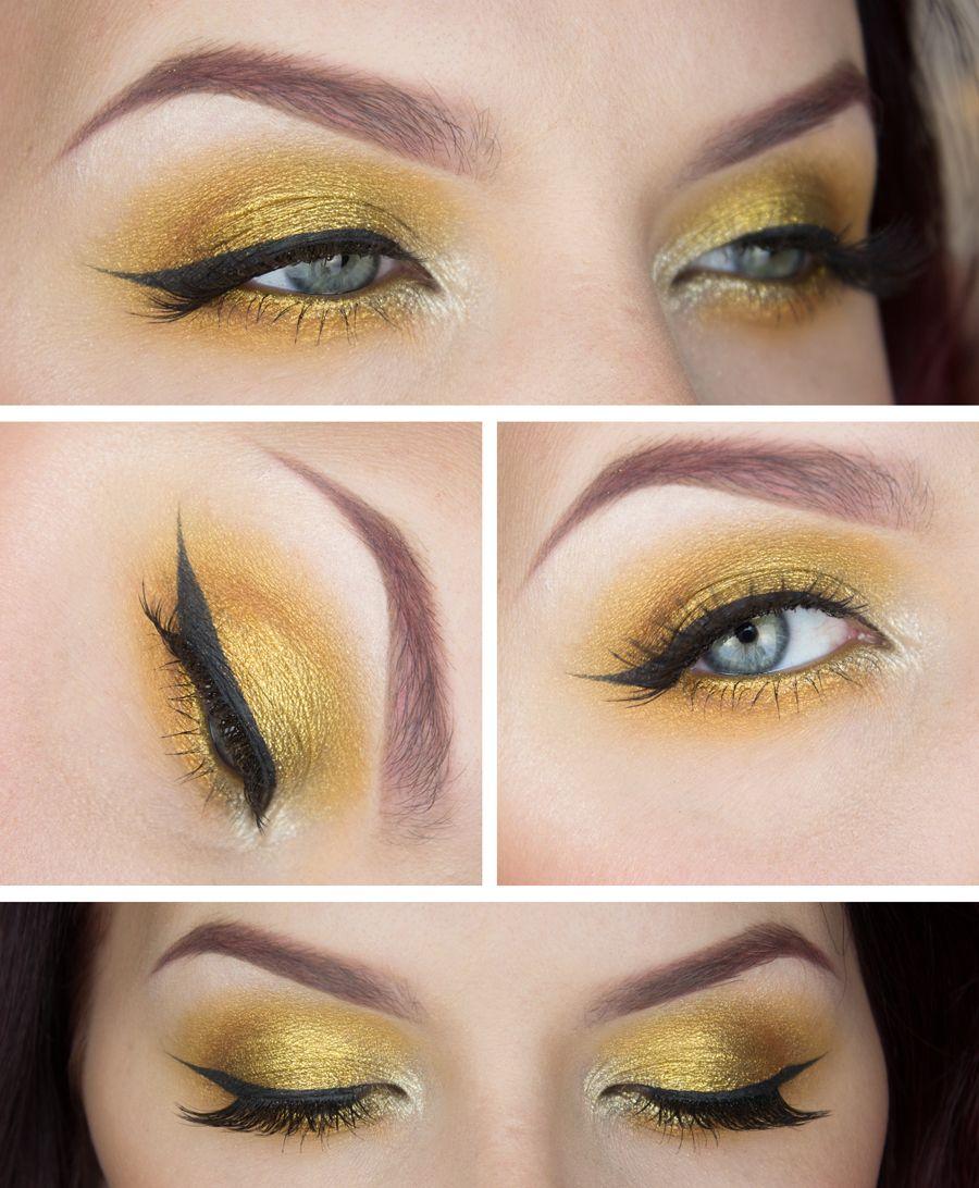 Makeup – Golden