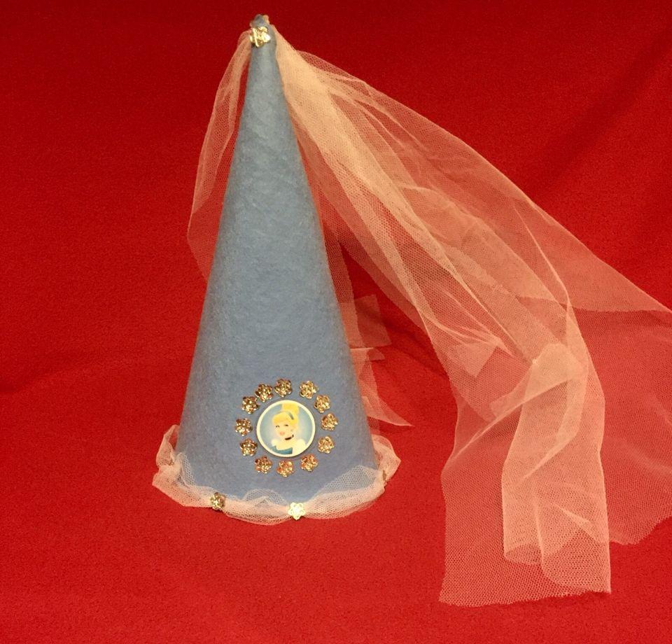 Cinderella felt hat