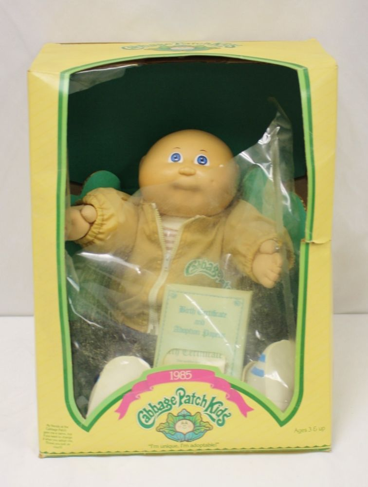 New In Box Cabbage Patch Kids Preemie Girl 1985 African American March Of Dimes Ebay Cabbage Patch Kids Vintage Cabbage Patch Dolls Cabbage Patch Kids Dolls