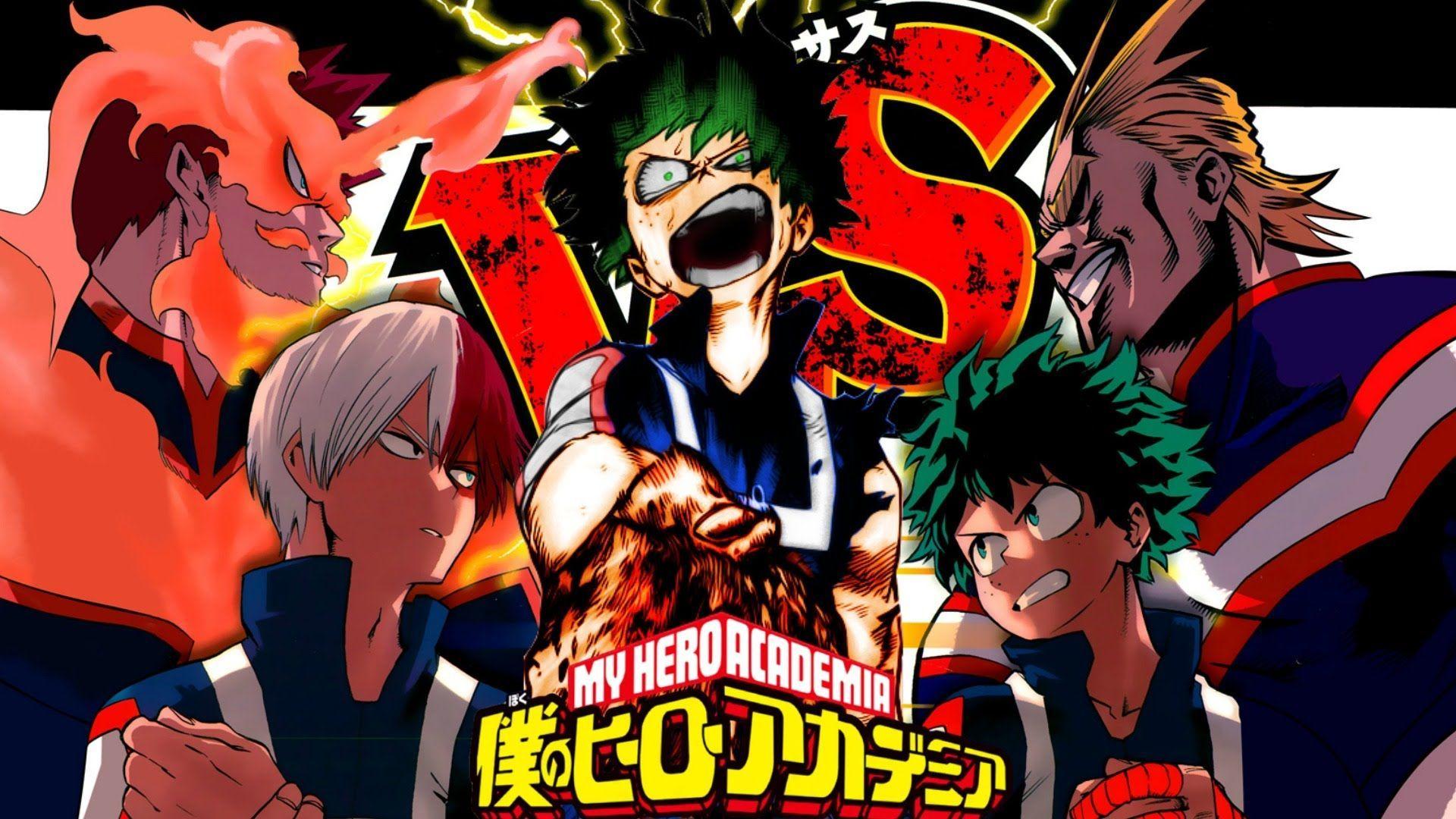 Xem phim Boku no Hero Academia 2nd Season (My Hero