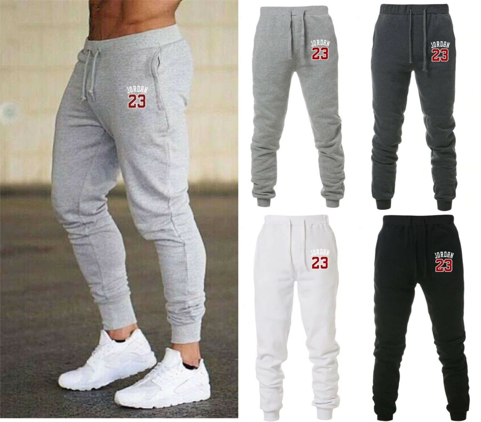 6fe96dfb743a8 NEW Mens Michael Air Legend 23 Jordan Pants Men Sportswear Joggers ...