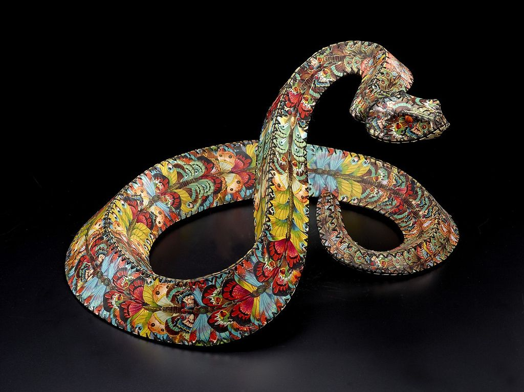 Sculptures by Anne Lemanski Explore Nature, Modernity