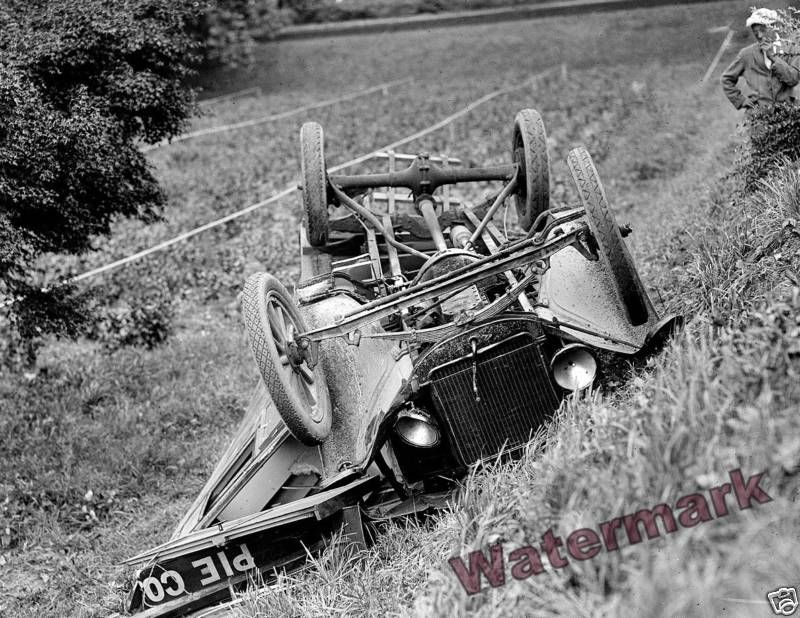 Model T Ford Forum Wrecks, Crashes, Accident Photos