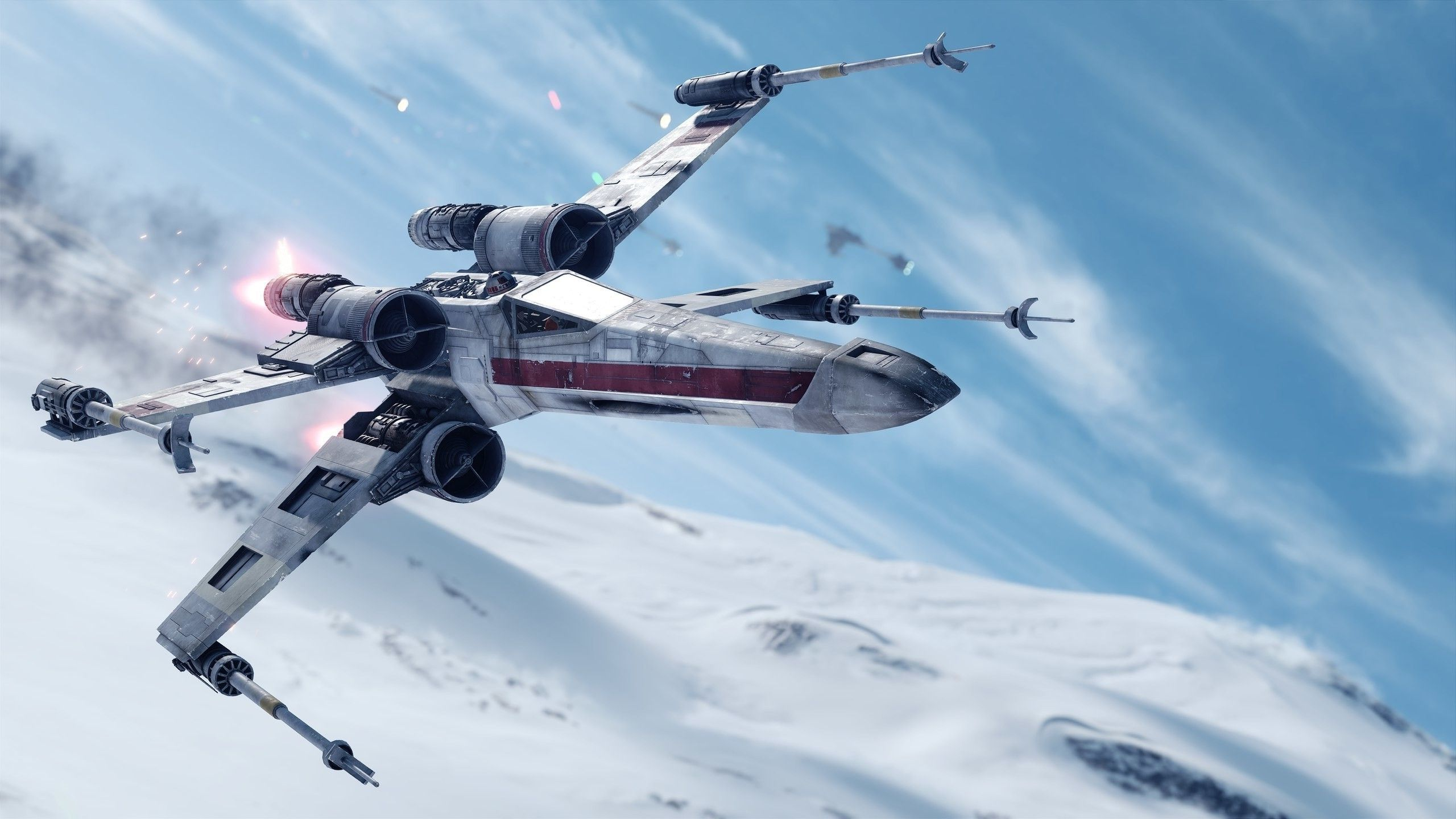2560x1440 Star Wars Cross Section X Wing Wallpapers Hd