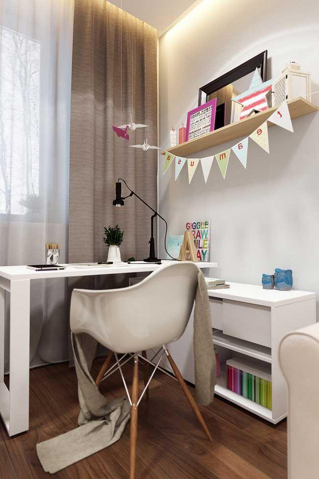 Дизайн рабочей комнаты в квартире