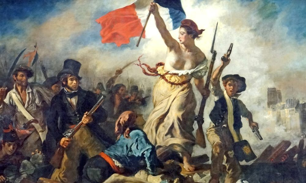 Liberty Leading The People Delacroix French Revolution And Coldplay Liberty Leading The People Revolution Art French Revolution
