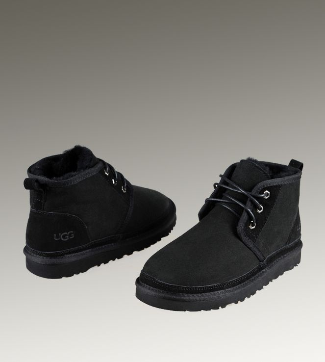 Ugg Neumel Boots in Black