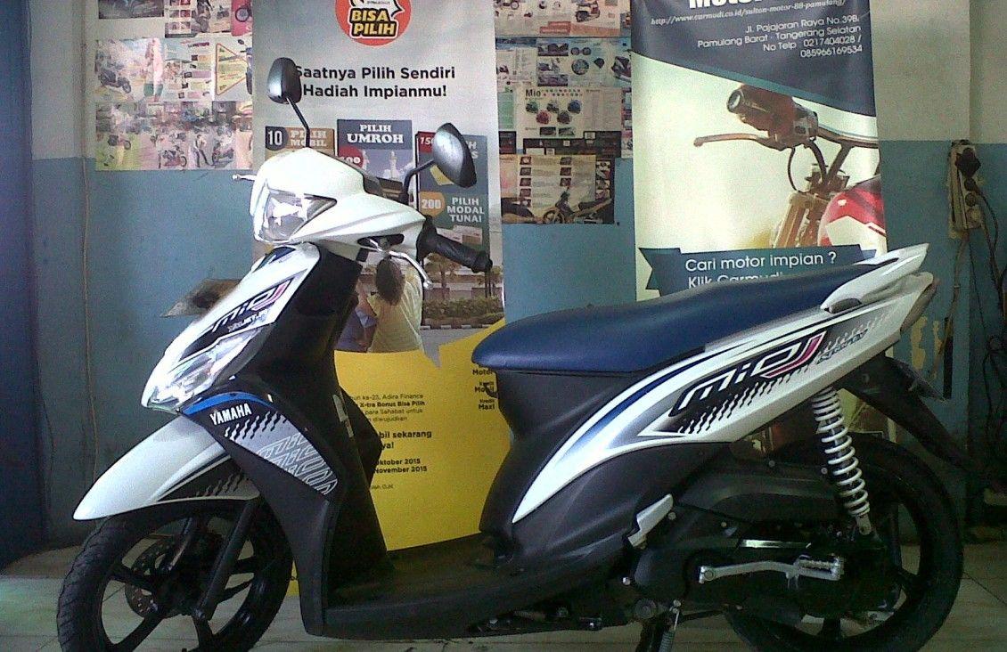 Jual Beli Motor Baru Bekas Murah Cash Dan Kredit Yamaha Mio J Cw