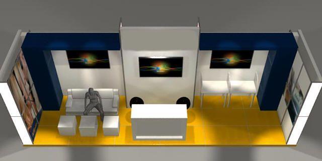 stands para ferias y exposiciones
