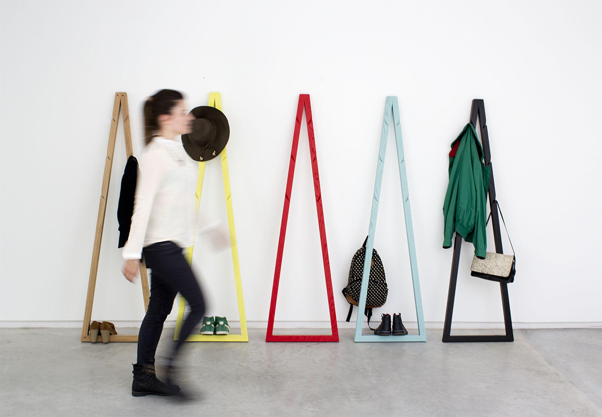'Pendura' Coat Stand   Design - Mendes'Macedo for Galula 2014