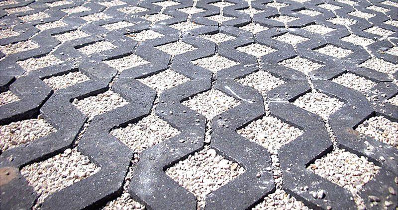 Grasscrete Turfstone Alternative Driveway Materials Permeable Surface Permeable Driveway Permeable Permeable Pavers