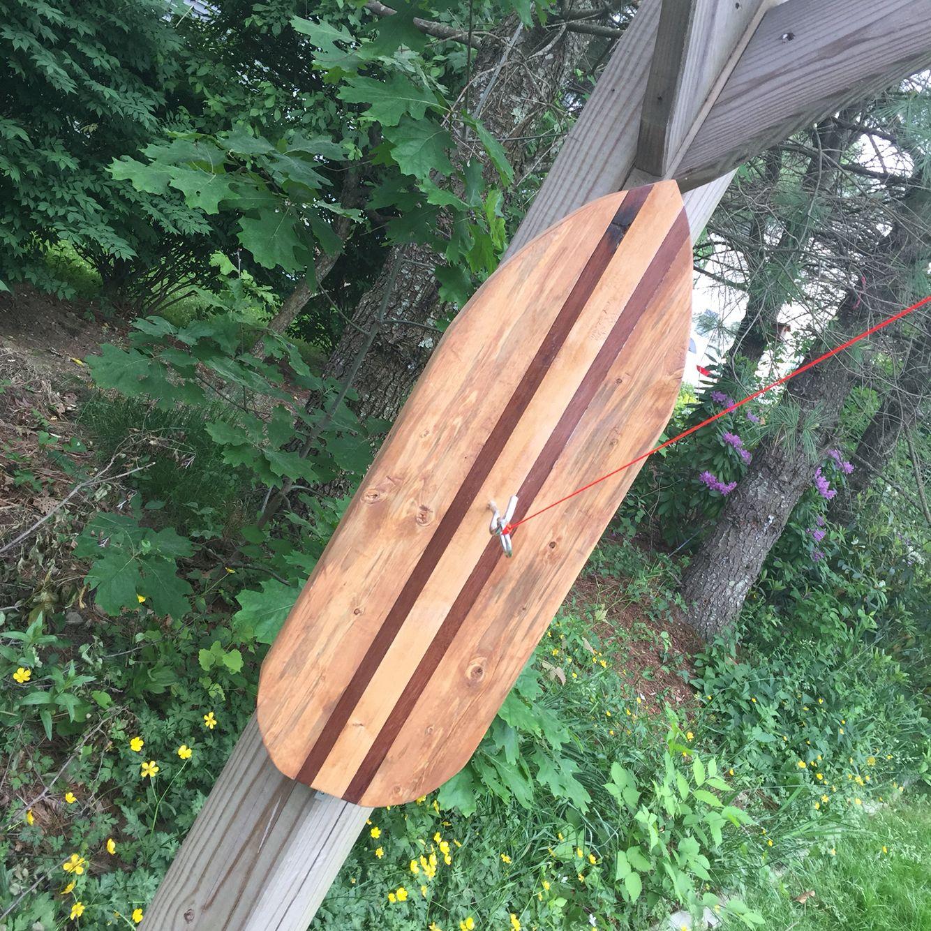 DIY tiki toss from scrap wood Tiki toss, Tiki toss game