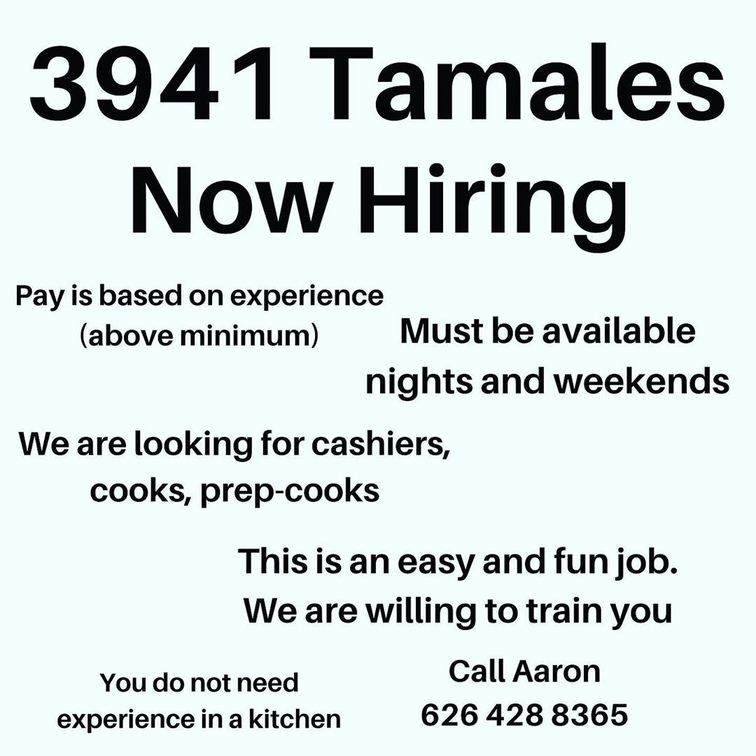 Looking For A Second Job Or Just A Little Extra Money For The