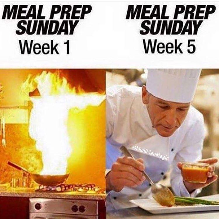 30ea3783b366f5d4bf3a2bbc97bc4142 from kitchen disaster to master chef! anything is possible with a