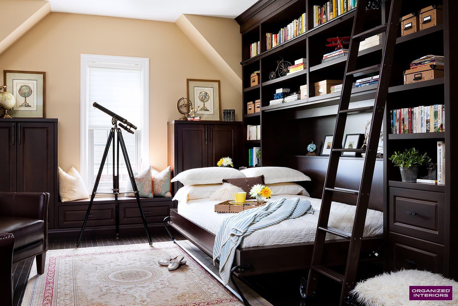 Toronto Wall Beds & Murphy Beds Organized Interiors
