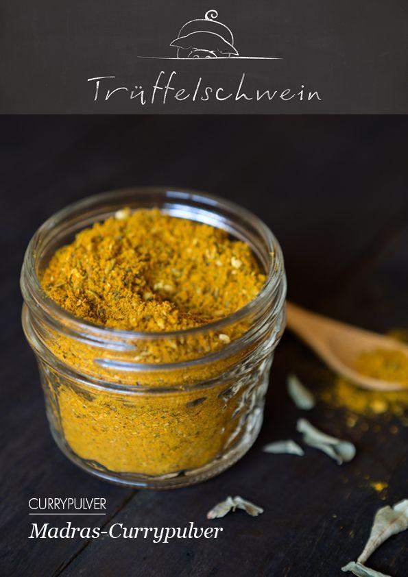 Madras-Currypulver selber machen