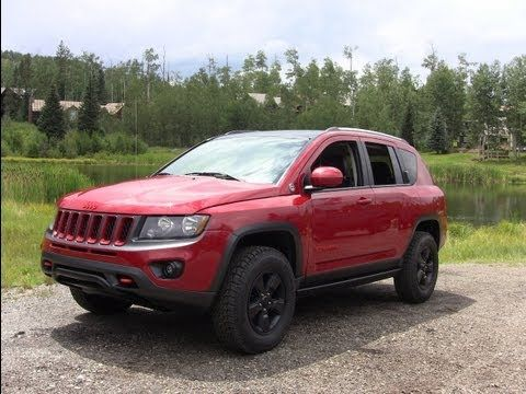 Prototypes Revealed Slightly Modified Jeep Compass Concept Jeep