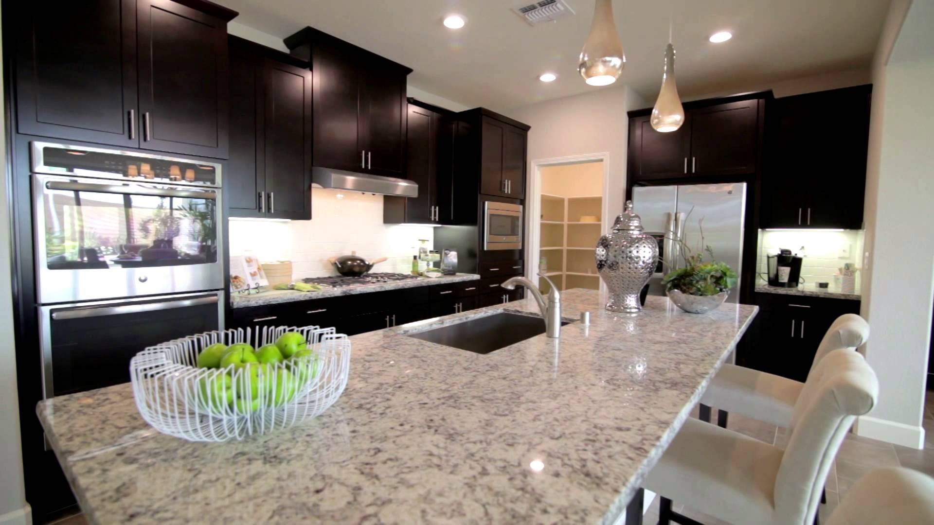 Kitchen Remodeling Sacramento Model Glamorous The Chelsea Model Home At Carrington  New Solar Homeslennar . 2017