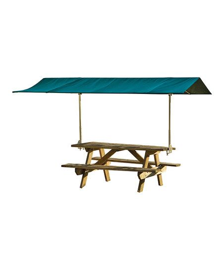 ShelterLogic 10 Green Quick Clamp Canopy | zulily