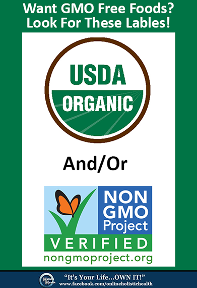 Here S A Great List Of Gmo Free Brands To Help You Shop For Quality Real Foods Http Gmo Awareness Com Shopping List Gmo Facts Gmo Free Food Gmo Free Brands