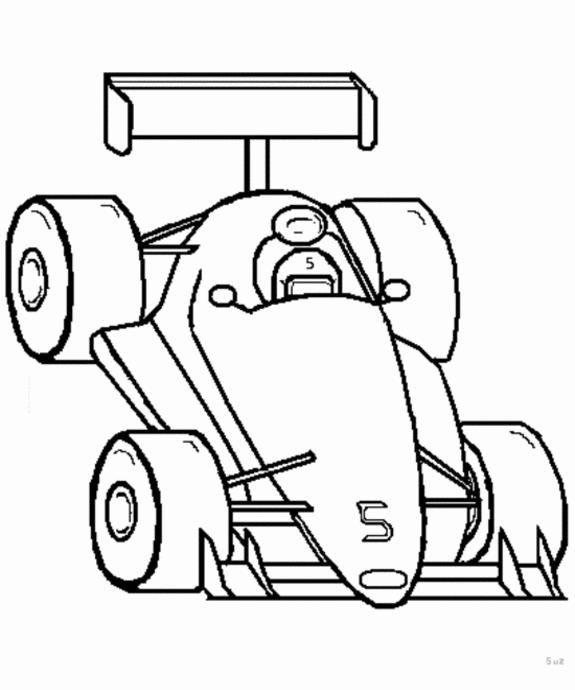 Download Or Print This Amazing Coloring Page Free Printable Race
