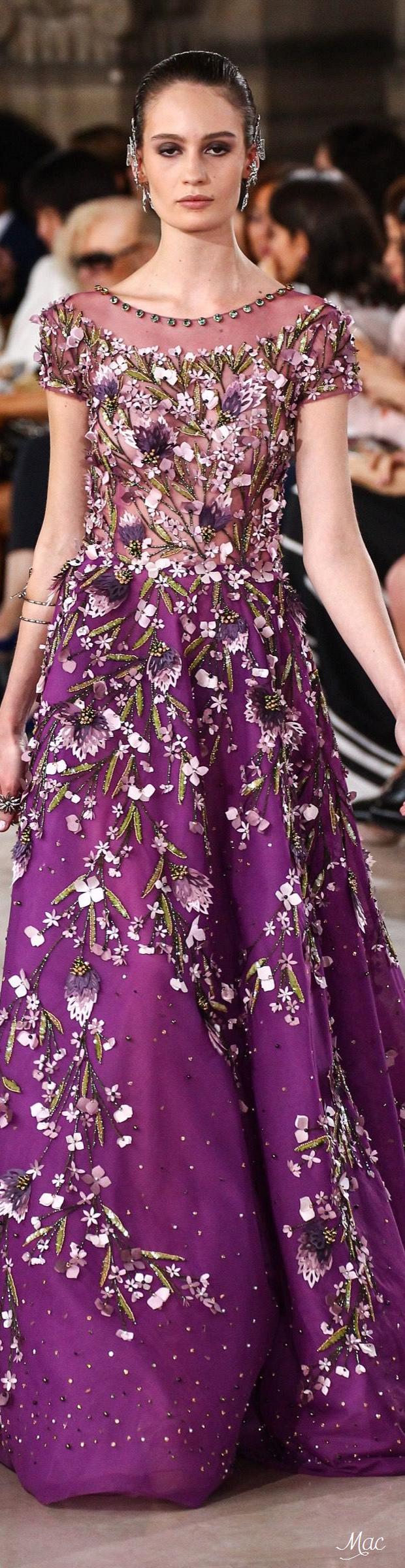 Fall 2016 Haute Couture - Georges Hobeika | Estilo | Pinterest ...