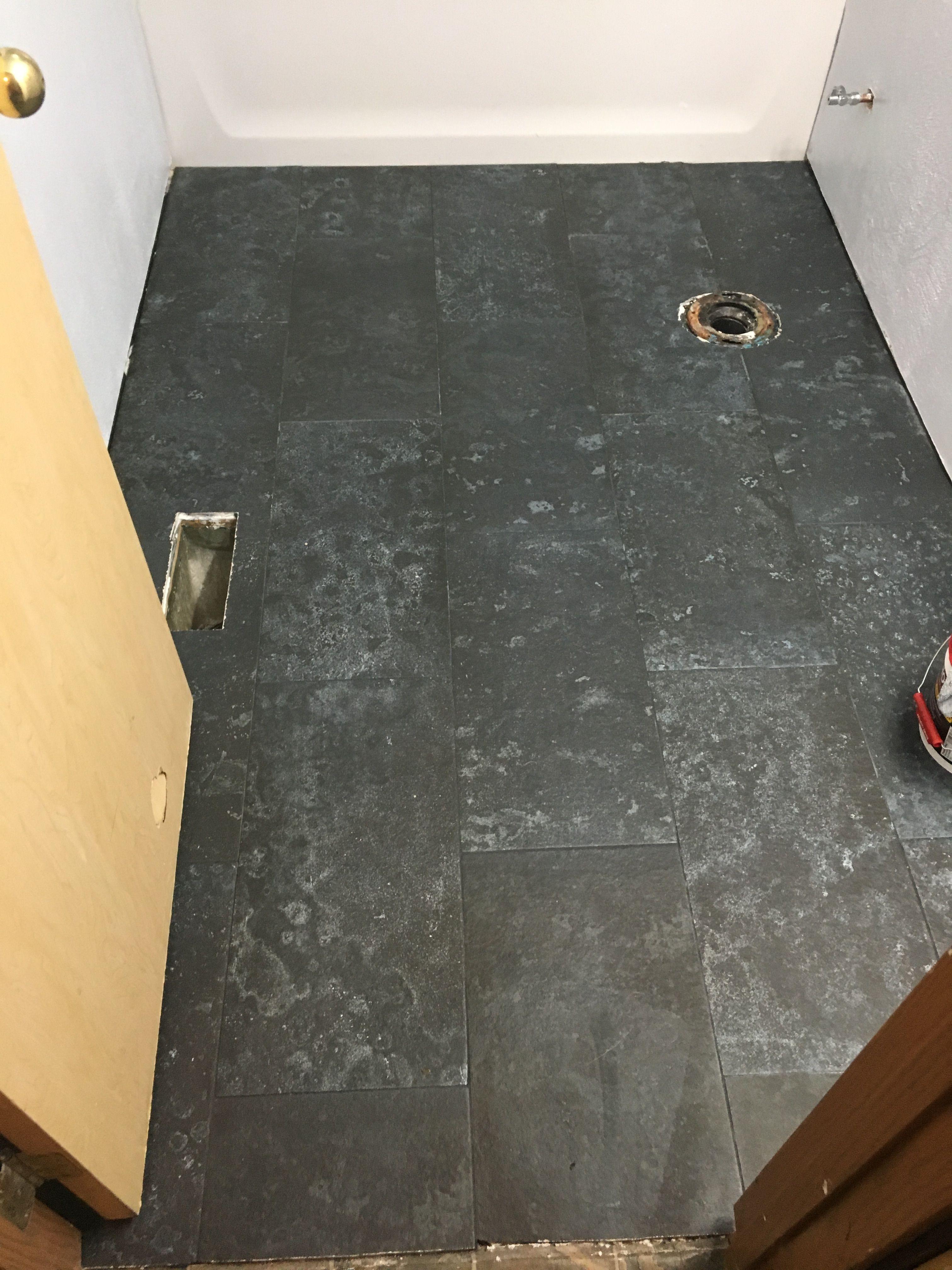 dark floor tile amazon black at lowes