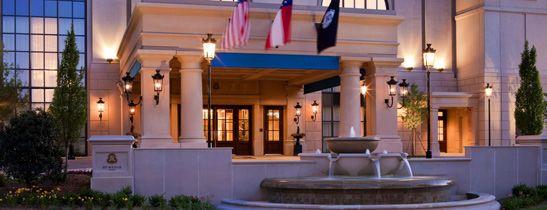 St Regis Atlanta Buckhead Starwood Hotels And Resorts