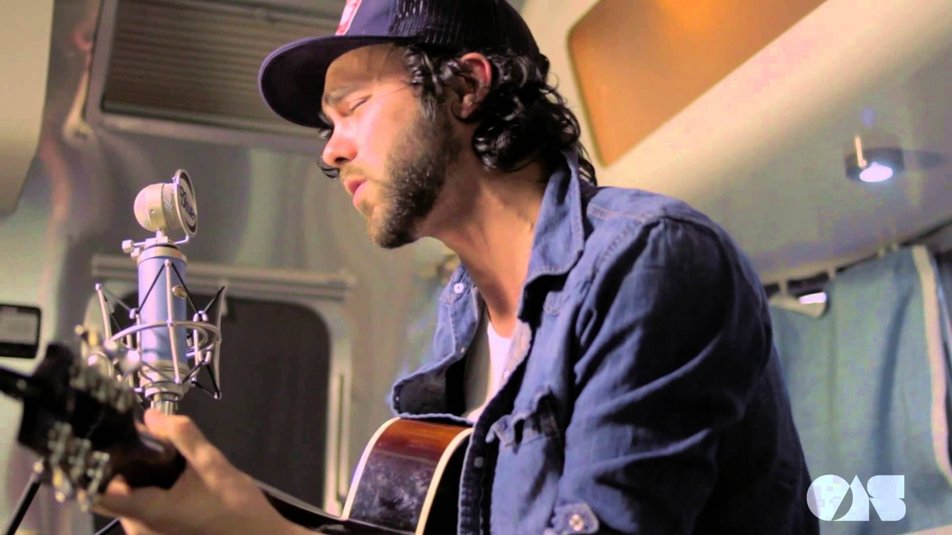 Shakey Graves - Tomorrow Live in Airstream trailer (Best version)