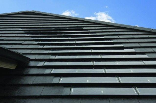 Monier Solartile Roof Tiles Roof Tiles Roofing Concrete Roof Tiles