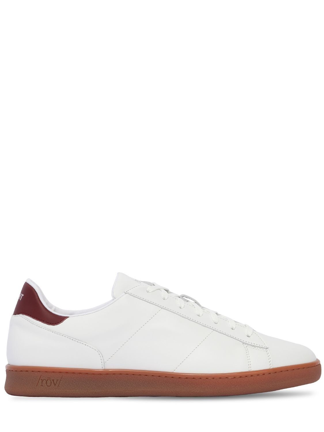 ROV LEATHER SOLE SNEAKERS CZ9c55h