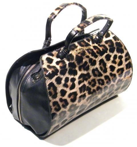 Bolsos Robert Pietri Esencia print leopardo