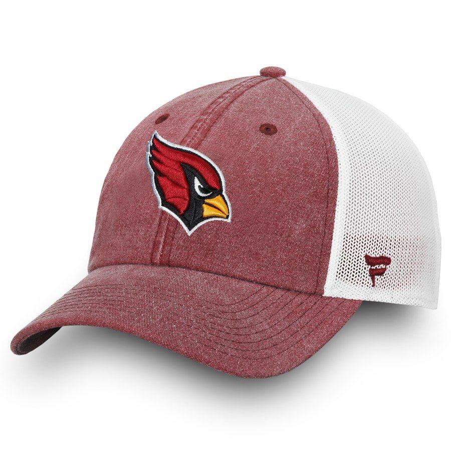 3c719549 Men's Arizona Cardinals NFL Pro Line by Fanatics Branded Cardinal ...