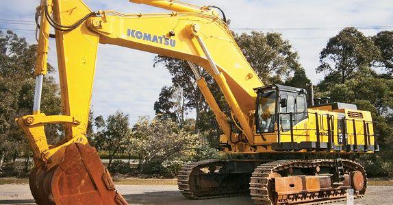 Komatsu PC1250-8 SE Hydraulic Excavator | Hydraulic