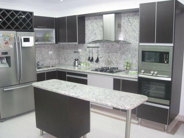 Modelos de cocinas empotradas modernas modelos de cocinas for Modelos cocinas integrales modernas