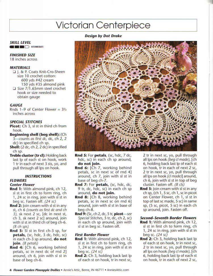 Album Archive | crochet doilys | Pinterest