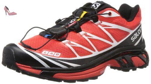 6 Trial 40 Lab Course Xt Salomon S Chaussures Chaussure 435LcARqjS