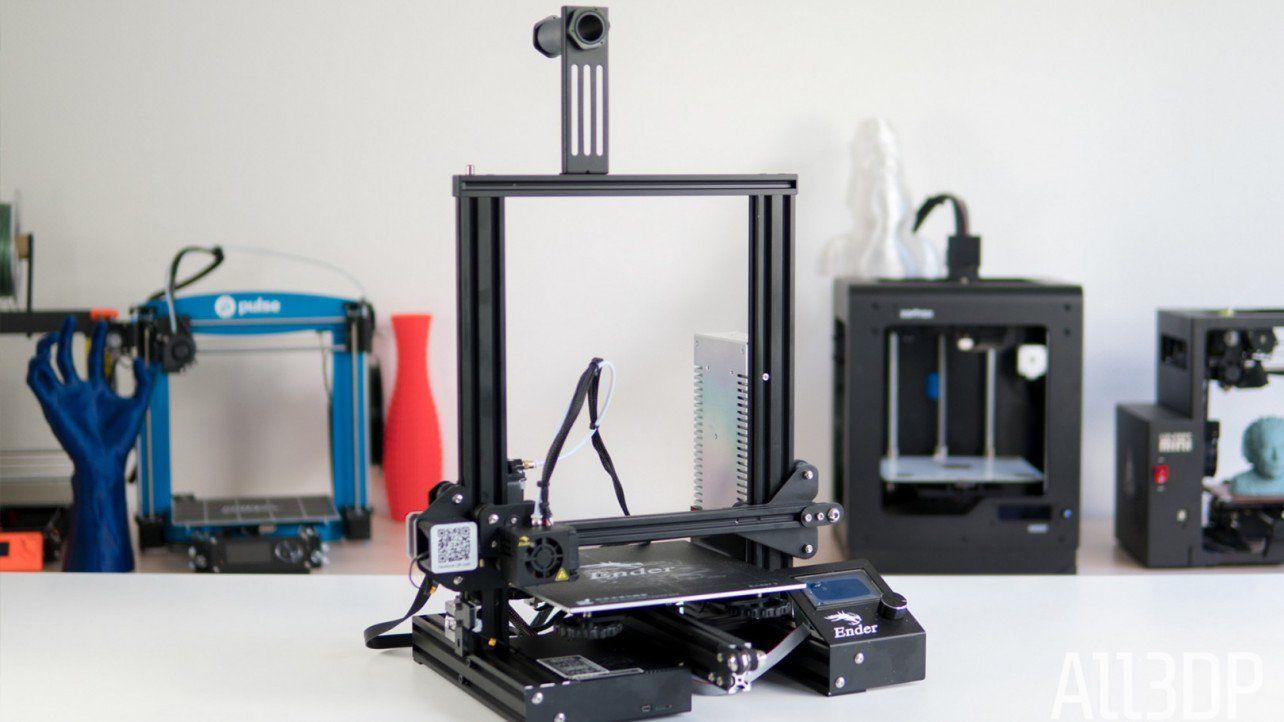 Computer & Büro V-slot Lebenslauf Stromausfall Druck Diy Kit Brutstätte Creality 3d Drucker Ender-3/ender-3x Verbesserte Gehärtetem Glas Optional