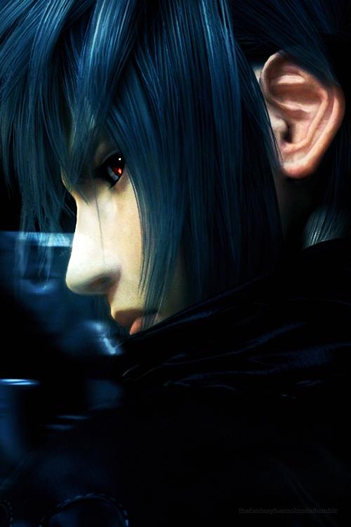Final Fantasy Cosplay: Prince Noctis.