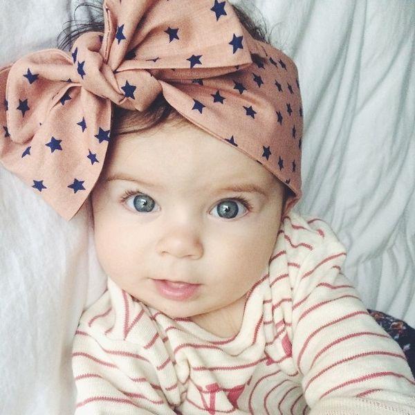 ヘアバンドを手作りしよう 作り方や作品例を紹介 Baby Girl Cute Kids Baby Fashion