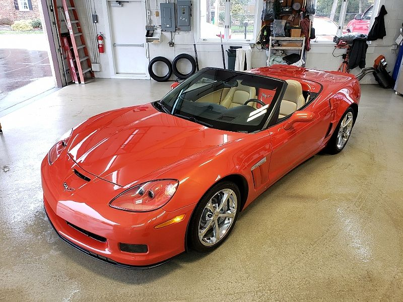 2011 Corvette Convertible for sale Pennsylvania 2011