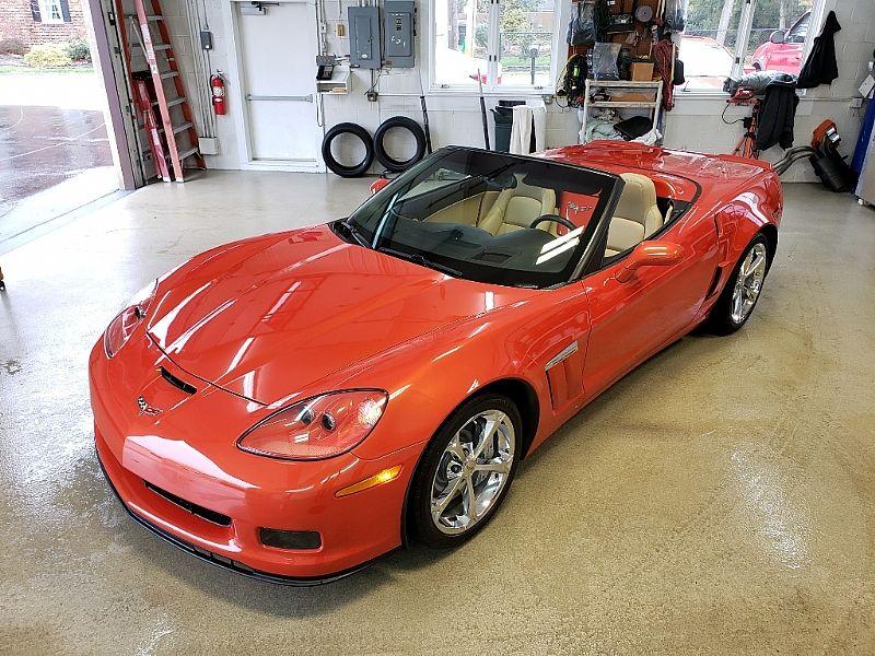 2011 Corvette Convertible for sale Pennsylvania 2011