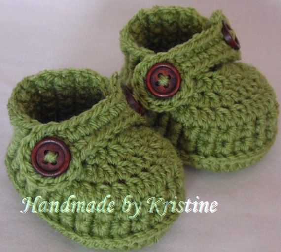 Babyschuhe häkeln, stricken Schuhe für Baby, Neugeborenes Baby ...